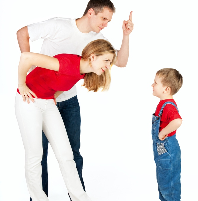 How to Implement Constructive Punishment in the Family?