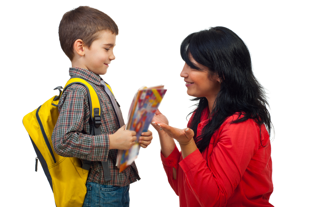 Five Ways to Prepare Small Children for Their First Day at School?