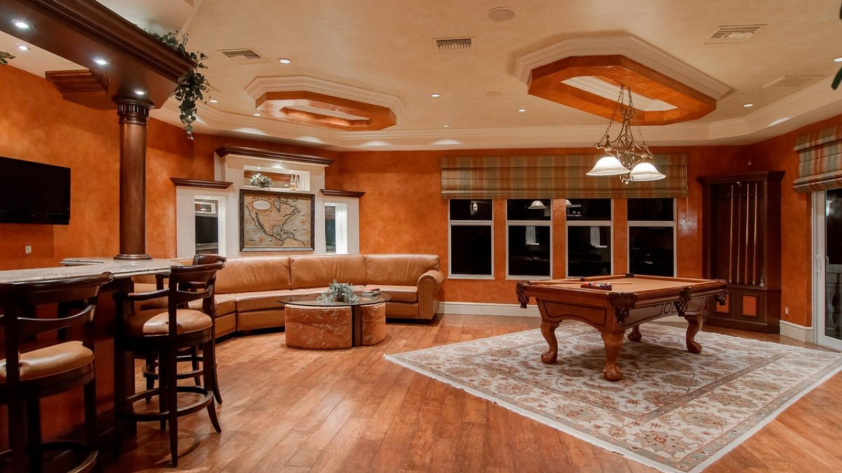 Home Theater and More: Ideas for Basement Transformations