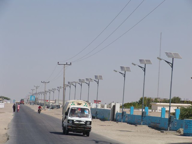 Four existing solar-powered highways in different parts of the world